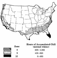 Click here to see a larger version of the chill map.